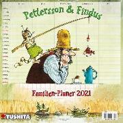 Pettersson & Findus - Familien Planer 2021