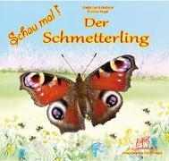 Schau mal Der Schmetterling