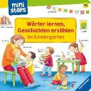 Wörter lernen, Geschichten erzählen: Im Kindergarten