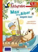 Max und Biber segeln los!