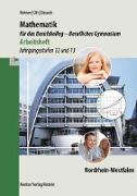 Mathematik für das Berufskolleg - Berufliches Gymnasium. Arbeitsheft. Jahrgangsstufe 12 und 13. Nordrhein-Westfalen (NRW)