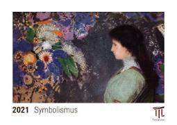 Symbolismus 2021 - Timokrates Kalender, Tischkalender, Bildkalender - DIN A5 (21 x 15 cm)