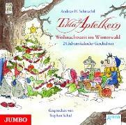 Tilda Apfelkern. Weihnachtszeit im Winterwald