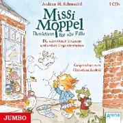 Missi Moppel. Die schwebende Teekanne und andere Ungereimtheiten
