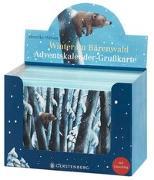 VE Winter im Bärenwald Adventskalender-Grußkarten 20 Ex