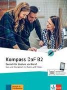 Kompass DaF B2. Kurs- und Übungsbuch