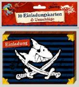 Einladungskarten - Capt'n Sharky - Einladung