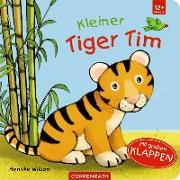 Kleiner Tiger Tim