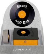 Vintage-Plattenspieler - Klassik trifft Rock