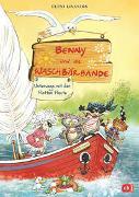 Benny und die Waschbärbande - Die Reise mit der Flotten Flaute