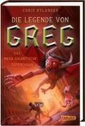 Die Legende von Greg 2: Das mega gigantische Superchaos