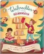 Weihnachten mit meinen Bücherhelden