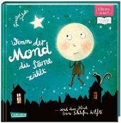 ELTERN-Vorlesebücher: Wenn der Mond die Sterne zählt ... und dem Kind beim Schlafen hilft