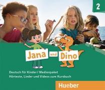 Jana und Dino 2. Medienpaket