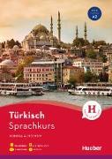 Sprachkurs Türkisch. Paket: Buch + 3 Audio-CDs + MP3-CD + MP3-Download