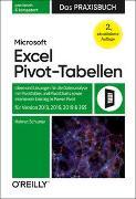 Microsoft Excel Pivot-Tabellen – Das Praxisbuch