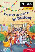 Duden Leseprofi – Ein total verrücktes Schulfest, 2. Klasse