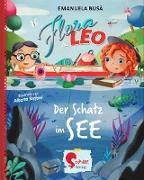 Flora & Leo und der Schatz im See