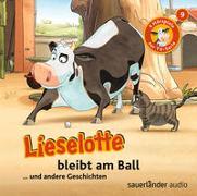 Lieselotte bleibt am Ball