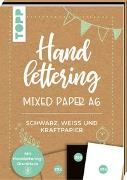 Handlettering Mixed Paper Block A6