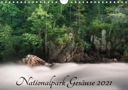 Nationalpark Gesäuse (Wandkalender 2021 DIN A4 quer)