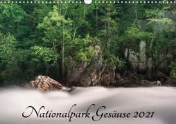 Nationalpark Gesäuse (Wandkalender 2021 DIN A3 quer)