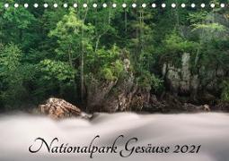 Nationalpark Gesäuse (Tischkalender 2021 DIN A5 quer)