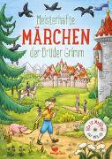 Meisterhafte Märchen der Brüder Grimm, mit MP3-CD