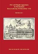 Hof und Regierungspraxis im Fürstentum Braunschweig-Wolfenbüttel 1735