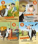 Lieselotte TV Minis 4er-Set Die Bücher zur Serie