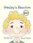 Wesley's Reaction: Special Edition