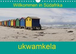 ukwamkela - Willkommen in Südafrika (Wandkalender 2021 DIN A4 quer)