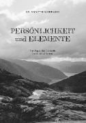 Persönlichkeit und Elemente