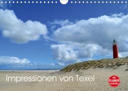 Impressionen von Texel (Wandkalender 2021 DIN A4 quer)