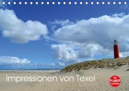 Impressionen von Texel (Tischkalender 2021 DIN A5 quer)