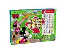 Disney Mickey Mouse & Friends - Wer hat die 6?