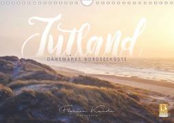 Jutland - Dänemarks Nordseeküste (Wandkalender 2021 DIN A4 quer)