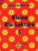 Kleine Klo-Lektüre 5