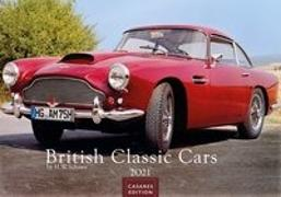 British Classic Cars 2021 - Format L