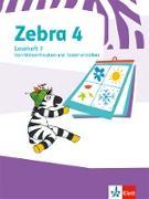 Zebra 4. Lesehefte Klasse 4