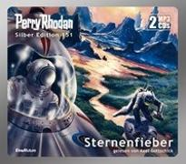 Perry Rhodan Silber Edition (MP3 CDs) 151: Sternenfieber