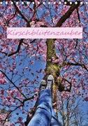 Kirschblütenzauber (Tischkalender 2021 DIN A5 hoch)