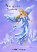 Meine schönsten Engelbilder - Marita Zacharias (Wandkalender 2021 DIN A3 hoch)