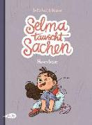 Selma tauscht Sachen. Ein Hundeleben