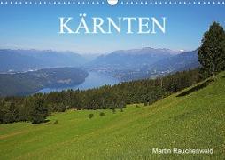 Kärnten (Wandkalender 2021 DIN A3 quer)