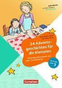 Kita-Praxis - einfach machen! - Geschichten / 24 Adventsgeschichten für die Kleinsten