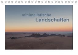 minimalistische LandschaftenAT-Version (Tischkalender 2021 DIN A5 quer)
