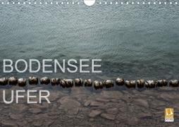 BODENSEE UFER (Wandkalender 2021 DIN A4 quer)