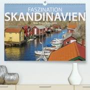 Faszination Skandinavien (Premium, hochwertiger DIN A2 Wandkalender 2020, Kunstdruck in Hochglanz)