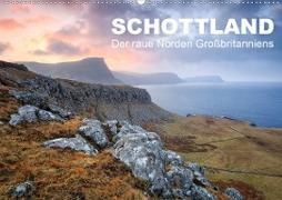 Schottland: Der raue Norden Großbritanniens (Wandkalender 2021 DIN A2 quer)